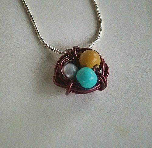 Wire wrapped pendants 42 interesting designs guide patterns wire wrapped pendant aloadofball Gallery
