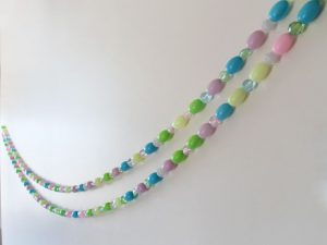 Beaded Garland Idea