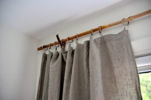 Birch Branch Curtain Rod