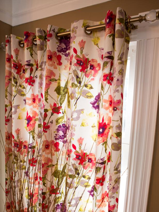 How to make no sew curtains 28 fun diys guide patterns Window treatment ideas to make
