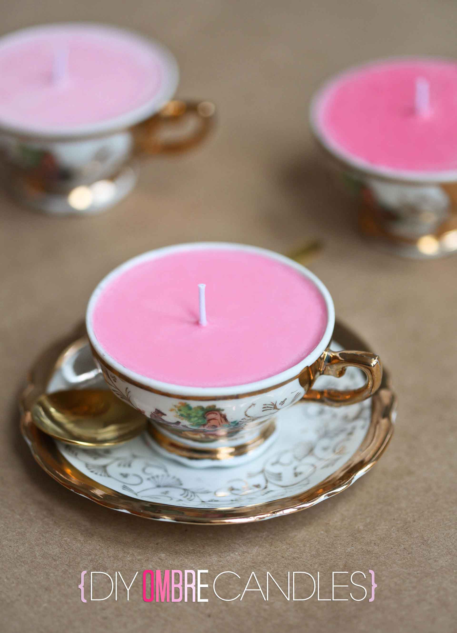 How To Make Candles In
