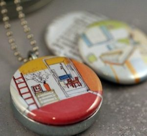 How to Make a Locket Photo