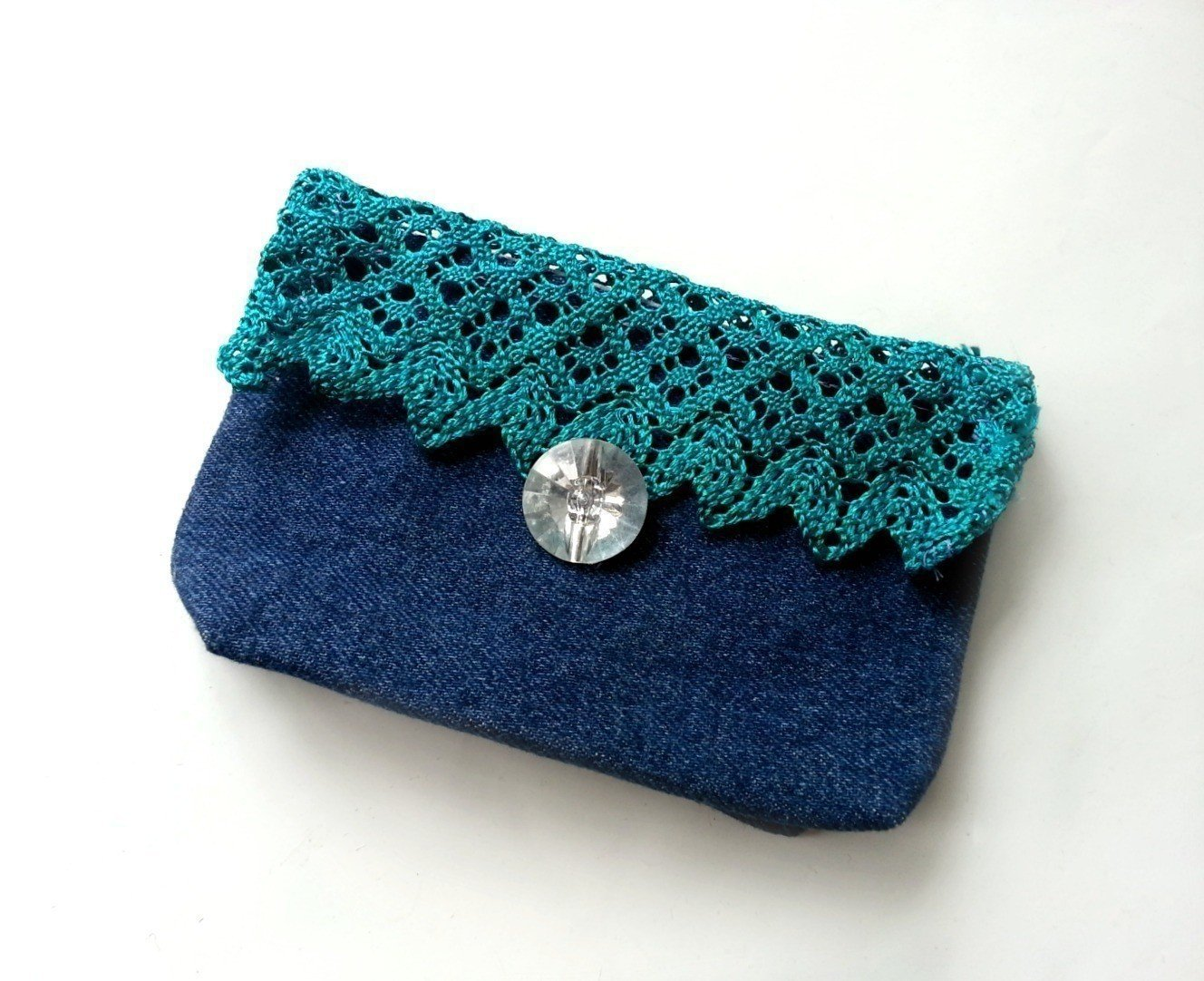 How To Make Crochet Purse : How to Make a Jean Purse: 19 DIYs Guide Patterns