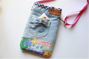 Jean Crossbody Purse