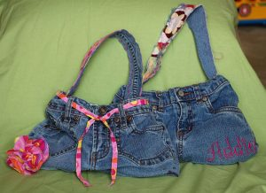 Jean Purse Ideas