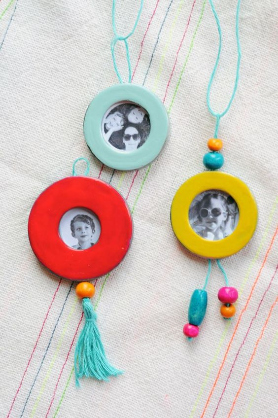 Photo Locket Necklace