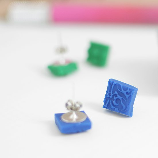 Polymer Clay Earrings 30 Unique Designs Guide Patterns