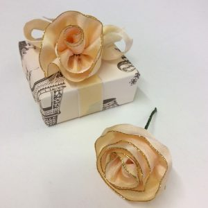 Ribbon Rose Image