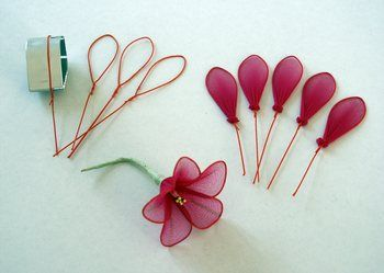 Wire Flower Craft