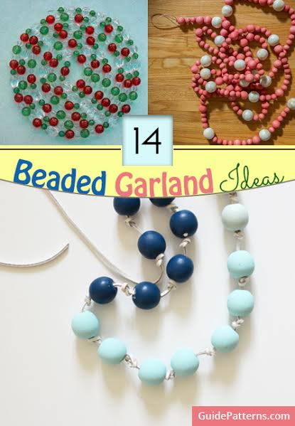 beaded garland decorating ideas 28 images beaded
