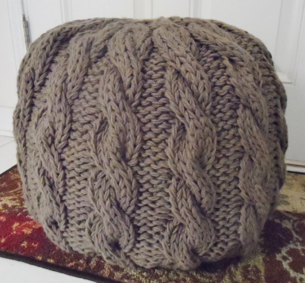 18 Knit Pouf Patterns | Guide Patterns