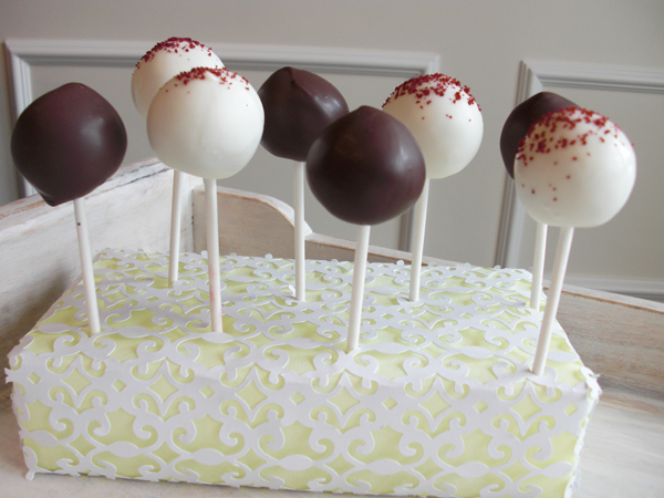 Wedding Cake Pop Holders