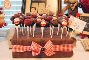 Cake Pop Stand for Baby Shower