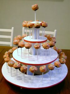 Cake Pop Tower Stand