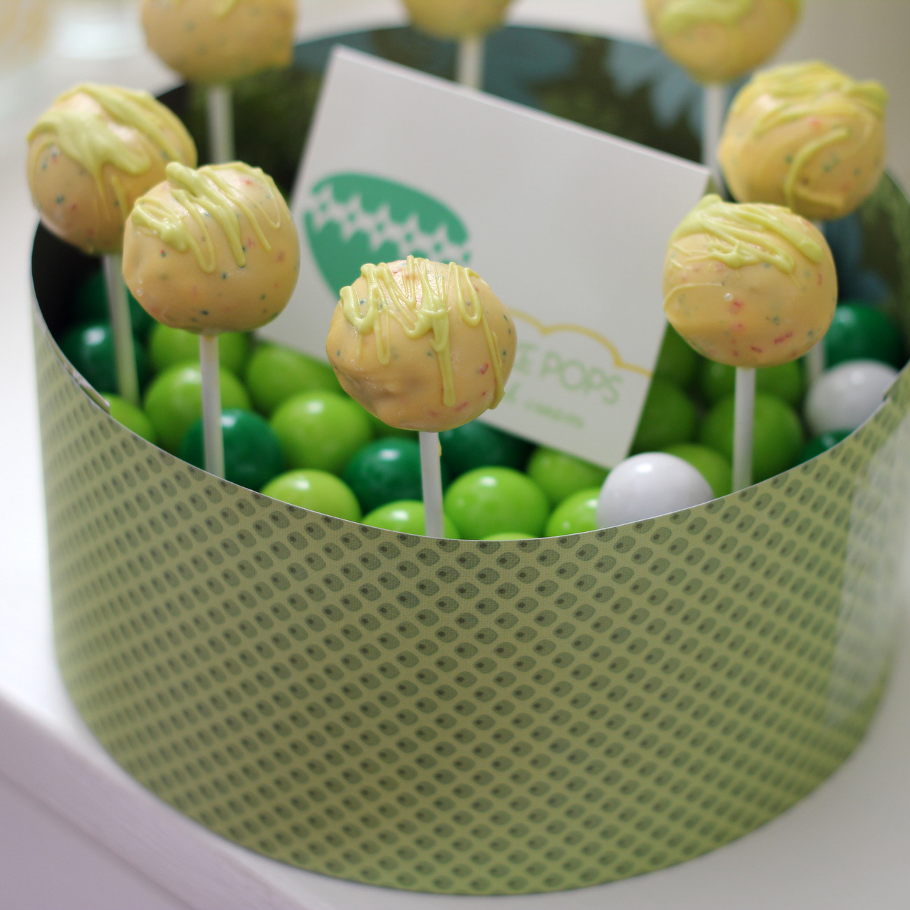 Cake Pop Display Stand Diy