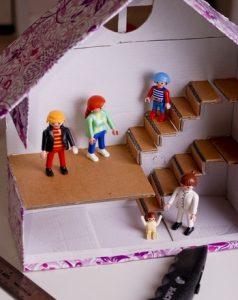Cardboard Dollhouse Tutorial