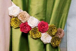Curtain Tie Back