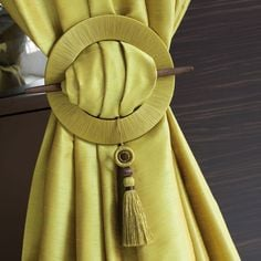 Curtain Tie Back Pin