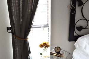 Curtain Tie Back Ring