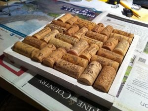 How to Make a Wine Cork Trivet