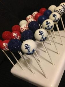 Nautical Cake Pop Stand