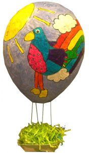 Paper Mache Balloon Tutorial