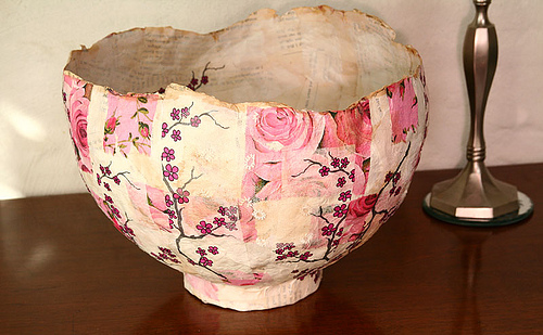22 colorful paper mache bowls guide patterns
