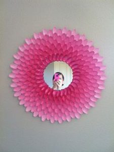 Spoon Mirror Craft