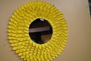 Sunburst Spoon Mirror