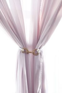 Unique Curtain Tie Back
