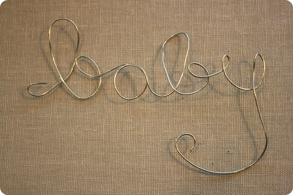 39 Wire Letters With Diy Instructions Guide Patterns