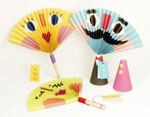 How to Make a Paper Fan for Kids