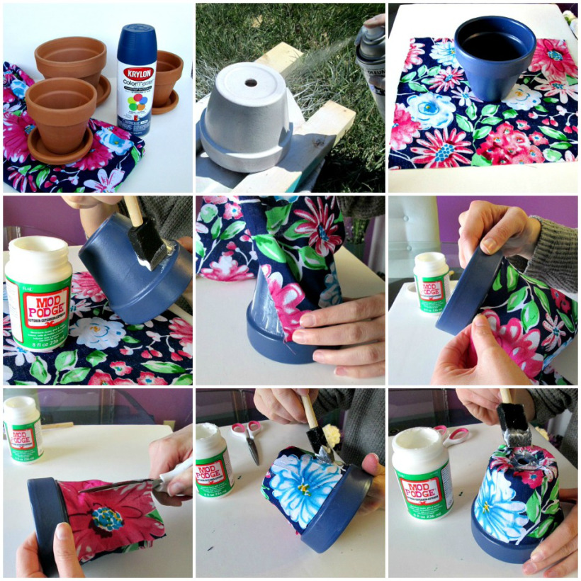 Easy To Make Painting To Decorations For Your Home