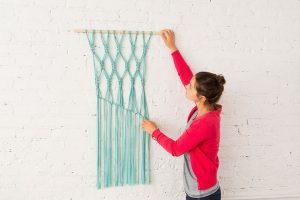 Macrame Wall Hanging Design