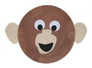 Monkey Paper Plate Mask  sc 1 st  Guide Patterns & Paper Plate Masks: 62 Creative Ideas | Guide Patterns