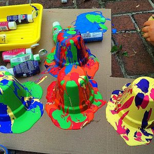 Painted Flower Pot Ideas for Kids