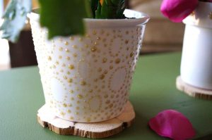 Paint Flower Pot Idea