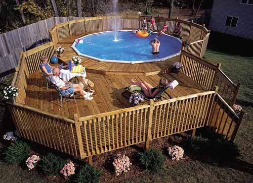 8 pallet pool building plans guide patterns for Building a pool