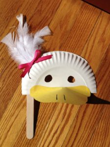 Paper Plate Duck Mask & Paper Plate Masks: 62 Creative Ideas | Guide Patterns