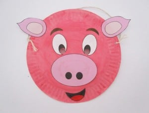 Paper Plate Pig Mask & Paper Plate Masks: 62 Creative Ideas | Guide Patterns