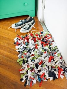 T-Shirt Area Rug
