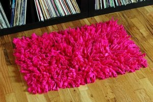 T-Shirt Bathroom Rug