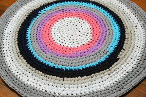 T-Shirt Rug Tutorial