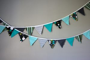 Bunting Banner Image