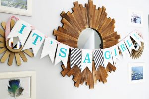 Bunting Banner Letters