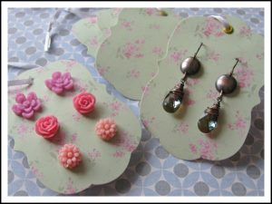 Earring Card Holders