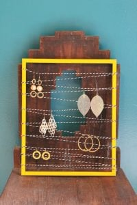 Earring Holder Organizer