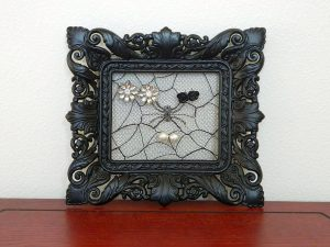 Earring Holder Photo Frame