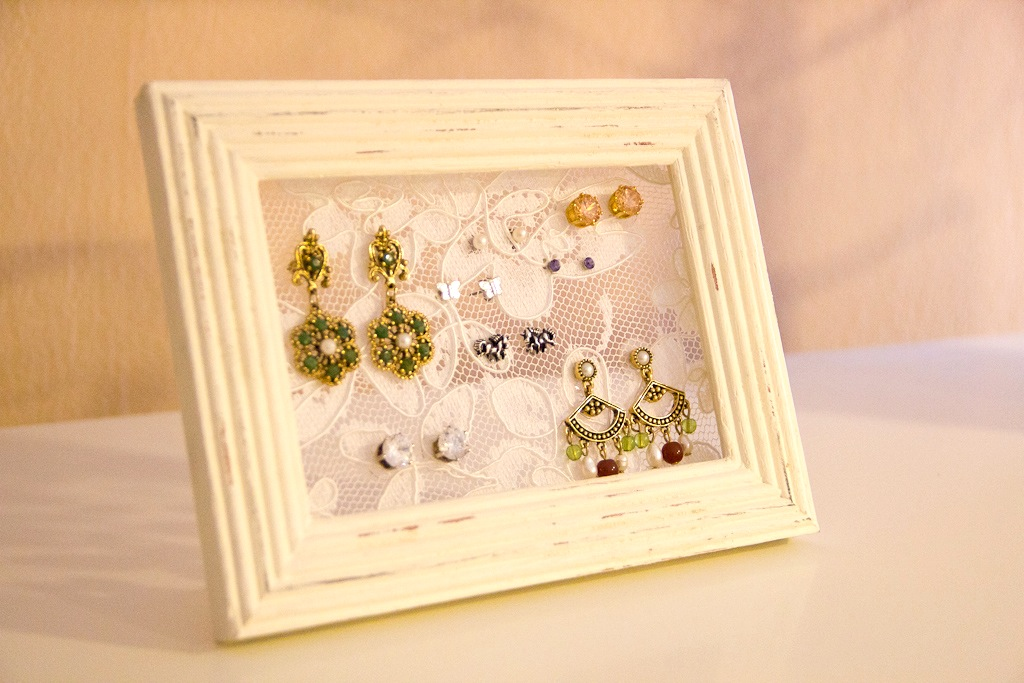 64 Diy Earring Holder How To S Guide Patterns