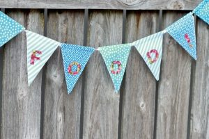 Engagement Bunting Banner